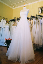 Wedding gowns and dresses